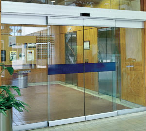 Aluminum and Safety Automatic Door Entry Systems (DS100) pictures & photos