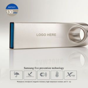 USB Flash Drive Disk 16g 32g 64G 128g USB 3.0 Metal Mini Pen Drive Pendrive pictures & photos