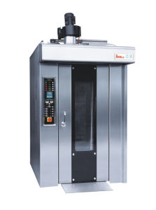 Rotary Rotating Convection Oven for Bread Production Line pictures & photos