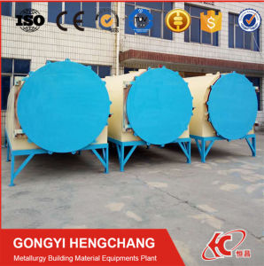 Energy Saving Horizontal Type Airflow Carbonization Furnace pictures & photos