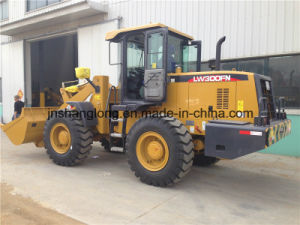 3ton Rock Bucket Wheel Loader for Stonecrashing Industry pictures & photos