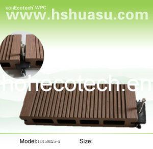 Wood Powder Plastic Deck pictures & photos