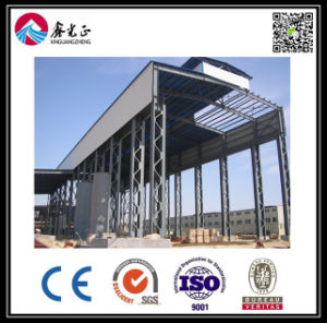 Sandwich Panel Steel Structure Workshop&Warehouse (ZY101) pictures & photos