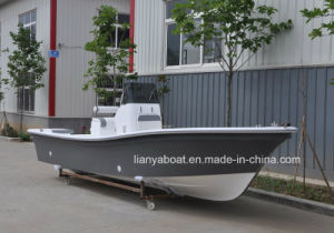 Liya 19ft Fiberglass Fishing Boat for Sale Panga Boat China pictures & photos