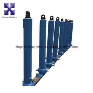 Telescopic Sleeve Oil Cylinder for Tipper pictures & photos