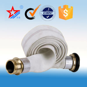 PVC Fire Hose with Coupling pictures & photos