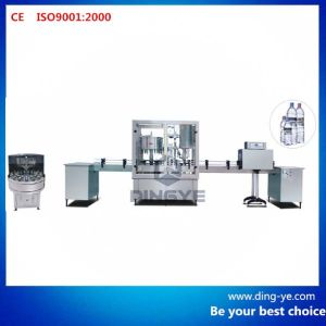 Production Line of Bottle Washing, Filling and Capping Machine pictures & photos