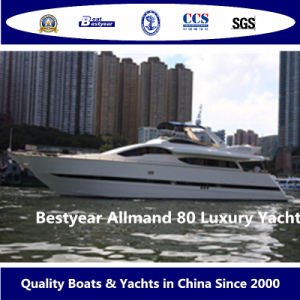 Bestyear Allmand 80 Luxury Yacht pictures & photos