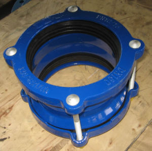 Universal Coupling (used for different pipe) pictures & photos