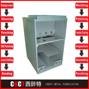 Cheap Custom Made Steel Metal Enclosures pictures & photos