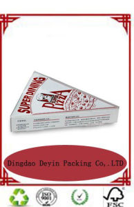 Paper Cardboard White Cheese Pizza Box