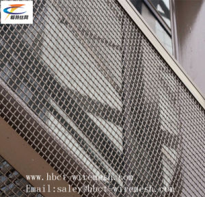Good Product Crimped Wire Mesh pictures & photos