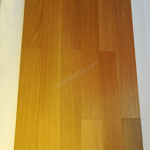 Wood Flooring White Oak Natural Color Engineered Flooring pictures & photos