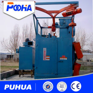 Q37 Hook Type Shot Blast Clean Frame Machine Hot Sale pictures & photos