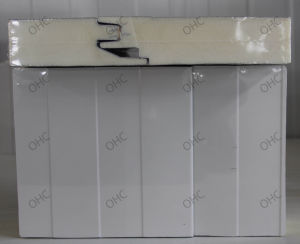 Lightweight 35mm PU Sandwich Panel pictures & photos