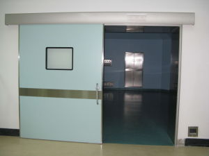 7 Hermetic Airtight Door with Shielding Door, for Hospital pictures & photos