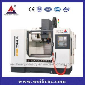 Linear Rail Vmc CNC Milling Machine Center