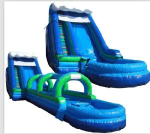 Inflatable Giant Water Slide Jw0617 pictures & photos