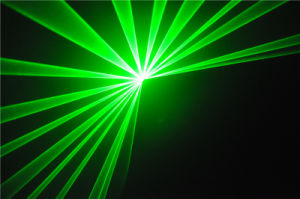 Single Green Laser Disco DJ Light pictures & photos