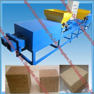 Automatic Wood Sawdust Block Making Machine pictures & photos