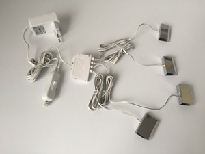 Set of LED Galss Light with Hand Switch