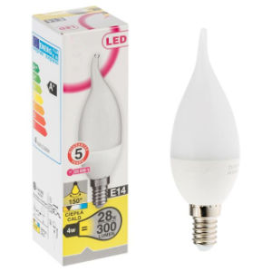 Energy Saving LED Candle Light 5W E14 LED Bulb pictures & photos