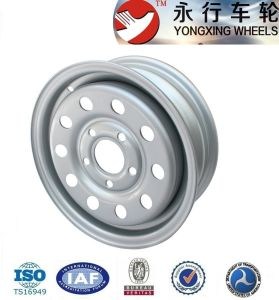 13′′ 14′′ Modular Shape Steel Trailer Wheels Rim