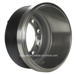 High Quality Semi Truck Brake Drums for Scani Volvo Iveco pictures & photos