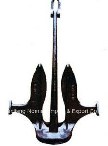 Marine Steel Hall Anchor (type CJ-35)