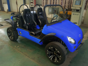 2-Seater 5-10kw Electric UTV with CE Certificate pictures & photos