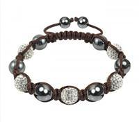 Fashion Shamballa Crystal Bracelet Sh08