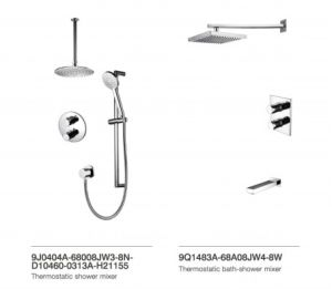 Thermostiatice Bath Shower Mixer (DH29) pictures & photos