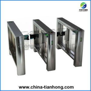 Optical Deluxe Office Building Speed Gate Turnstile Th-Sg304 pictures & photos