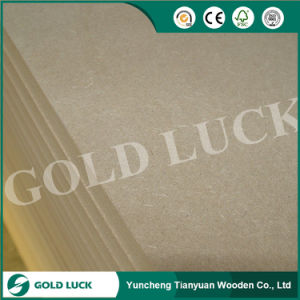 Cheap Price 1.8mm - 18mm Raw MDF Board pictures & photos