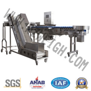 for Poutry and Sea Food Automatic Checkweigher Machine pictures & photos