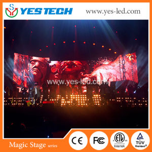Outdoor Flexible Display Screen Use for Event pictures & photos