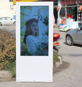 55inch Billboard Outdoor LCD Kiosk pictures & photos