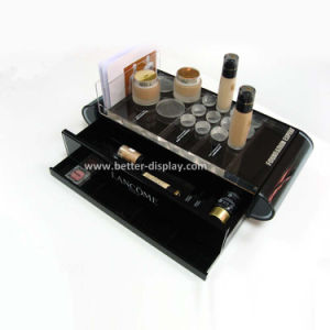 Acrylic Makeup Organizer Makeup Mac Cosmetic Display Stand (BTR-B2077) pictures & photos