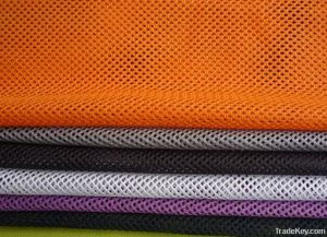 Muti Color Mesh Fabric with 150cm Width, Customized Weight pictures & photos