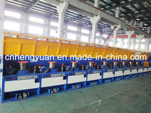 Long Life Steel Wire Single Die Drawing Machine pictures & photos