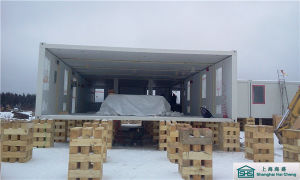 Flat Pack Site Accommodation Container (shs-fp-accommodation062) pictures & photos