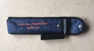 Psychrometer Hand Type Plastic Case -5+50c pictures & photos