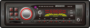 Car MP3 Player (GBT-1040)