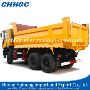 Henan Chhgc 6X4 Heavy Duty Mining Dump Truck for Sale pictures & photos