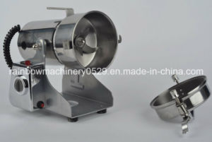 Head Shaking Herbal Grinding Machine