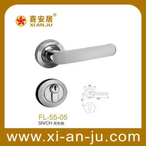 Fl Series Deluxe Mortise Levese Zinc Alloy T Room Door Lock (FL-55-05)
