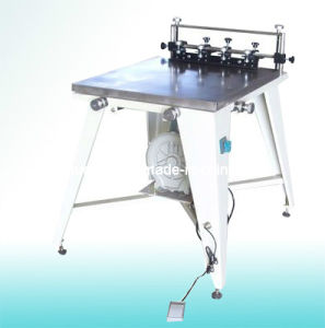 Manual Screen Printing Tables with Suction pictures & photos