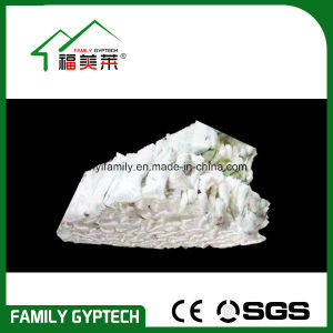 Pure Quality Glassfiber for Making Gypsum Cornice pictures & photos