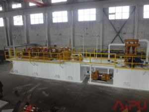 Mud Recycling System for Mud Cleaning and Solids Control System