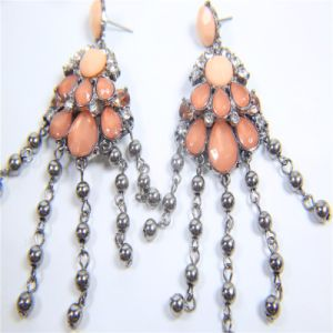 New Item Resin Flower Fashion Jewellery Set Earring Bracelet Necklace pictures & photos